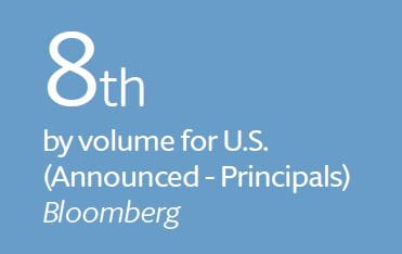 8th U.S. Volume in Bloomberg