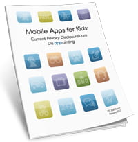 FTC Criticizes Privacy Disclosures for Children's Apps