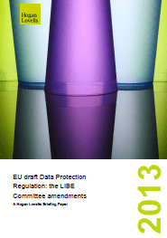 EU Draft Data Protection Regulation - LIBE Committee Amendments