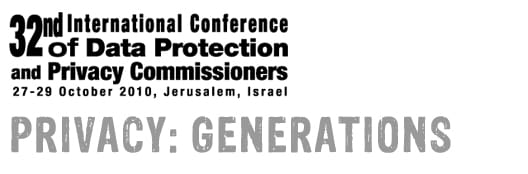 Hogan Lovells Presents to World Privacy Authorities in Jerusalem