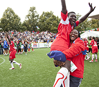 The Homeless World Cup Movement: Changing Perceptions of the Homeless