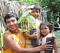 Working for a Sustainable Future in the Amazon Basin